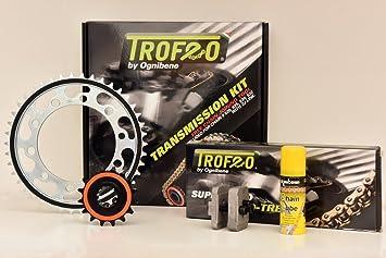 Trofeo Kit Trasmissione per Honda Nc 700 S X 12