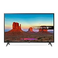 "TV LED LG 43UK6300PLB - 43""/109CM UHD 3840X2160 - 1600HZ PMI - HDR - DVB-T2/C/S2 - SMART TV - LAN - WIFI - BT - 3XHDMI - 2XUSB"