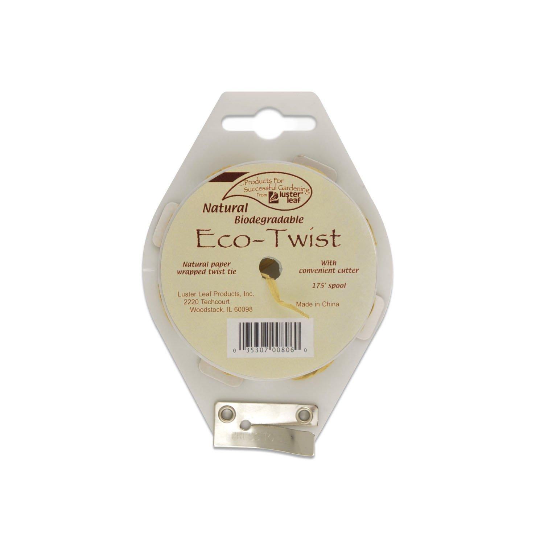 Luster Leaf Natural Biodegradable Eco-Twist, 175'