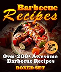 Just the thought of meat grilling over charcoal is enough for mouths to water. But did you know that some barbecue recipes taste better than others? Here are over 200 awesome barbecue recipes spread over three beautifully illustrated books. T...