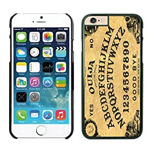 iPhone Cases,6 iphone case colors,cool iphone cases, cute iphone cases, Ouija Board Iphone 6 Plus(5.5-inch) Cases Black Cover