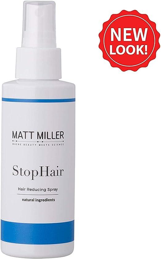 Amazon Com 100 Natural Hair Growth Inhibitor Permanent Hair