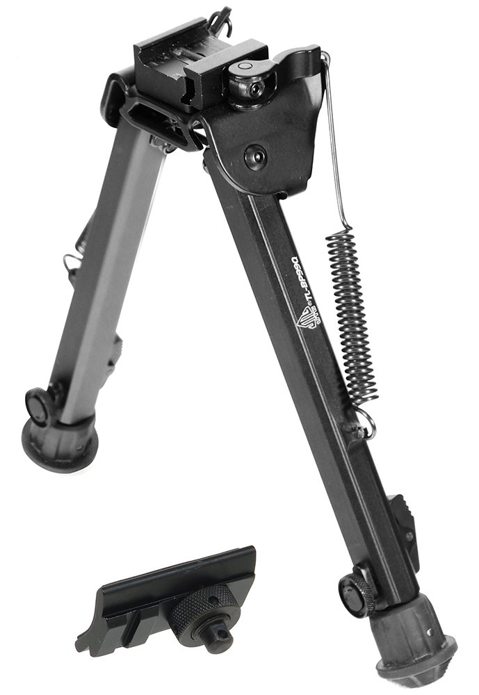 UTG Super Duty Bi-pod with QD Lever Mount, Height 8.0''-12.8'' by UTG (Image #2)