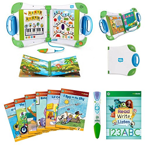 LeapFrog LeapStart, Leapfrog LeapReader Reading and Writing System, Leapfrog LeapReader Learn to Read Volume 2, Leapfrog LeapReader Books, Leapfrog Pen, Reading Kit, Learning Kit by LeapFrog LeapStart (Image #9)