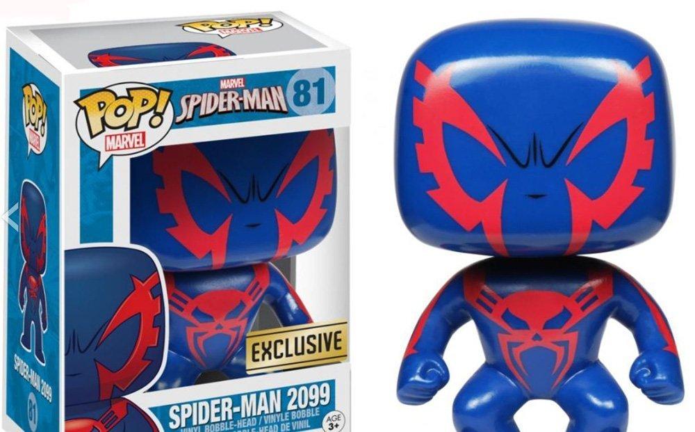 Amazon.com: Funko, Pop. Marvel Spider-Man, exclusivo Spider ...