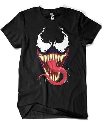 849-Camiseta Spidermane Venom (Adrian Filmore): Amazon.es: Ropa y accesorios