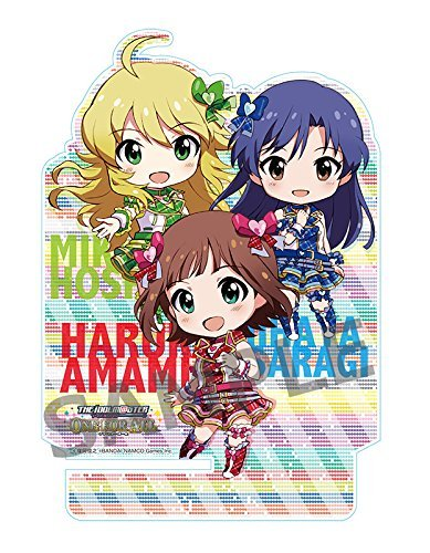 The Idolmaster One For All Nendoroid Plus multi stand idle master