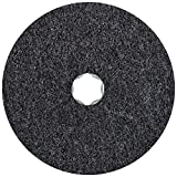 PFERD 48113 Combiclick Non-Woven Disc, Hard Type, 5'' Diameter, 9,650 RPM, Very Fine Grit (Pack of 10)