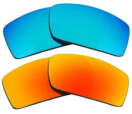 Amazon.com: GASCAN Lentes de repuesto polarizadas azul y ...
