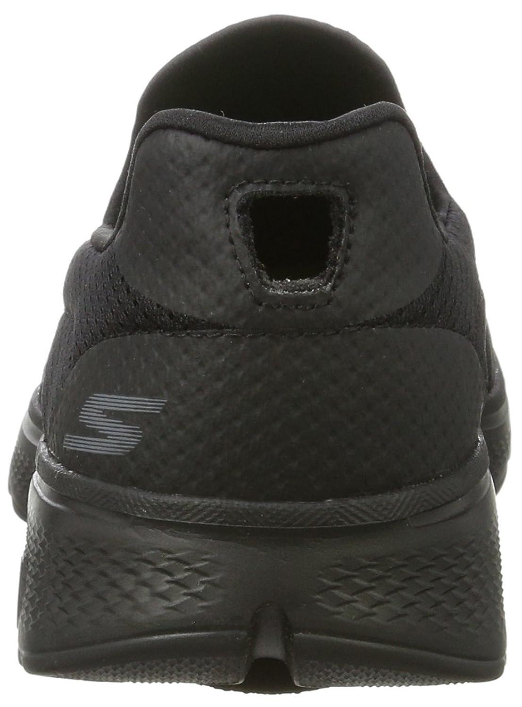 Skechers Uomini Gowalk 4 Incredibili Slip-on Nero EnBAl72PR