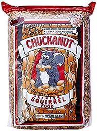 Chuckanut Products 00002 10-Pound Premium Squirrel Diet