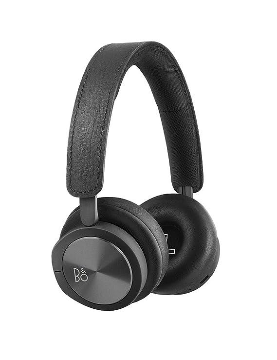 Beoplay H8i, Bluetoohth y cancelación de ruido activa, microfono y modo de transparencia. Negro: Amazon.es: Electrónica