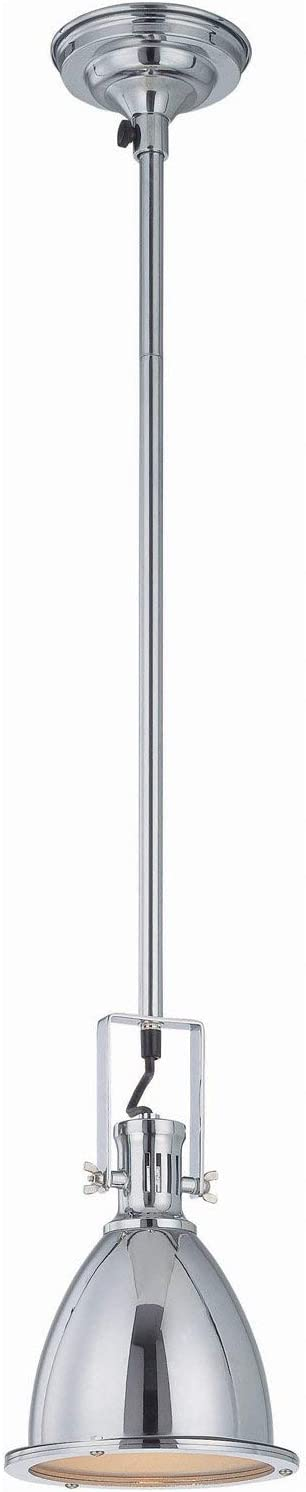 Be Very popular super welcome Lite Source LS-19976C Kartik Ceiling 48-Inch Chrome Lamp Pole