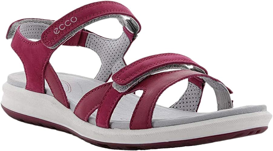 Ecco Womens Cruise II Nubuck Sandals