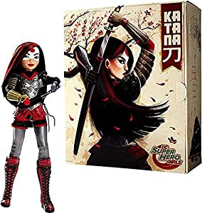 "DC Comics DC Super Hero Girls Katana Exclusive 12"" Doll"
