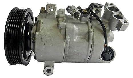 BEHR HELLA SERVICE 8FK 351 123-551 Compresor, aire acondicionado
