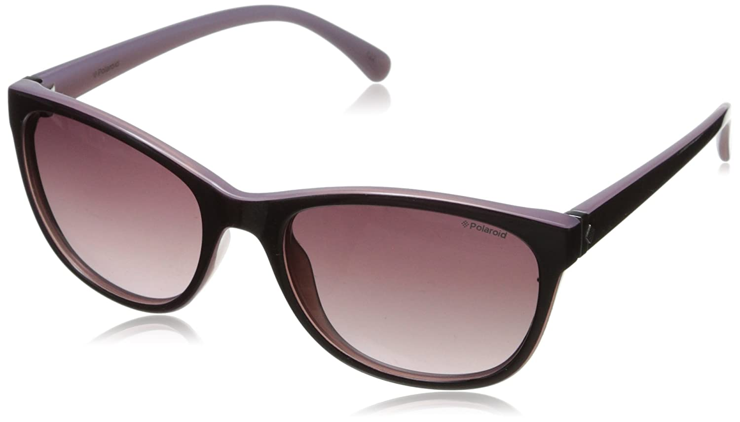 Polaroid P8339 JR C6T, Gafas de Sol para Mujer, Morado (Purple/Burgundy Shaded Polarized), 55: Amazon.es: Ropa y accesorios