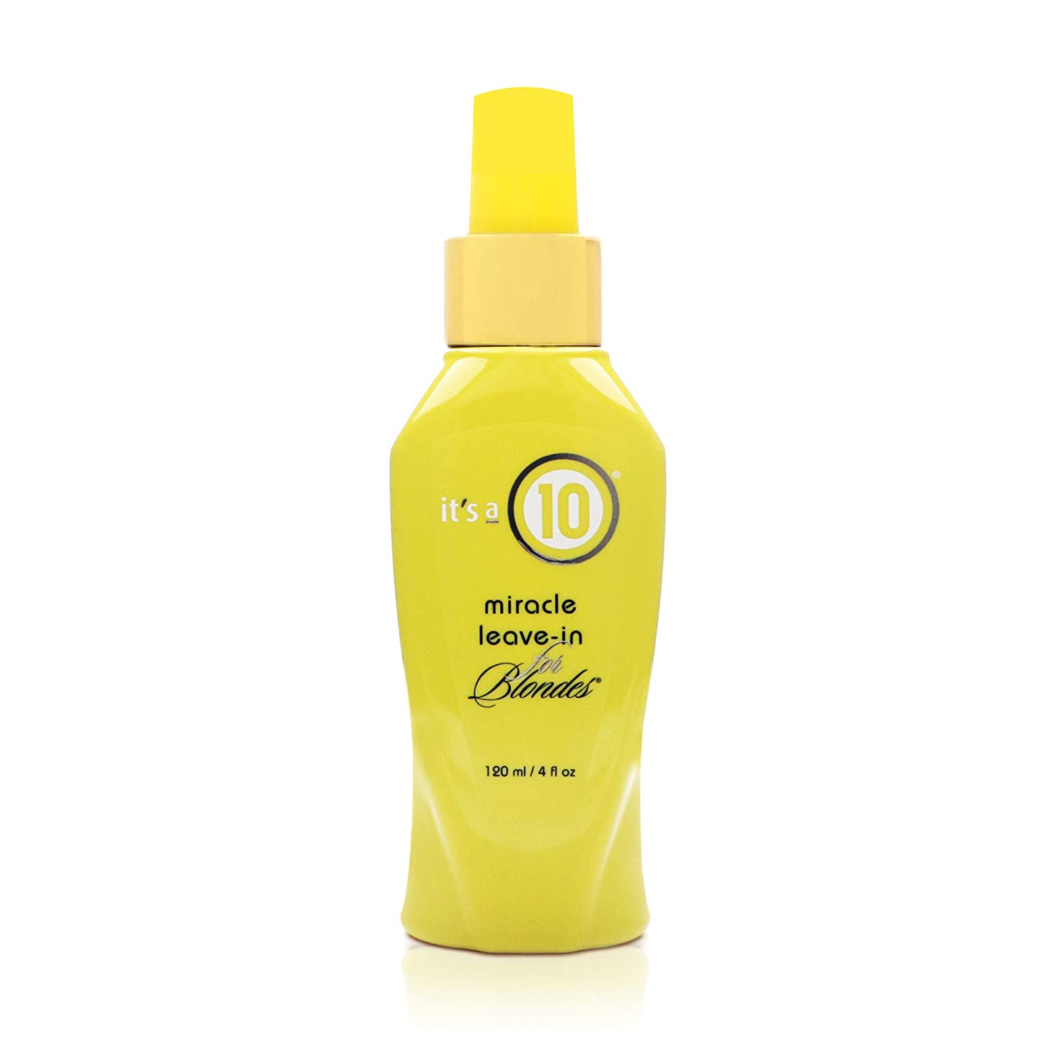 it's a 10 Miracle Leave-In Conditioner for Blondes 4 oz (Pack of 4)