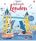 Look Inside London (Look Inside Board Books)