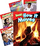 Physical Science Grade 1: 5-Book Set (Science Readers)