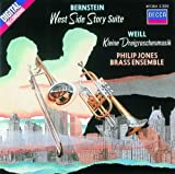 Philip Jones Brass Ensemble: West Side Story Suite & Little Threepenny Music