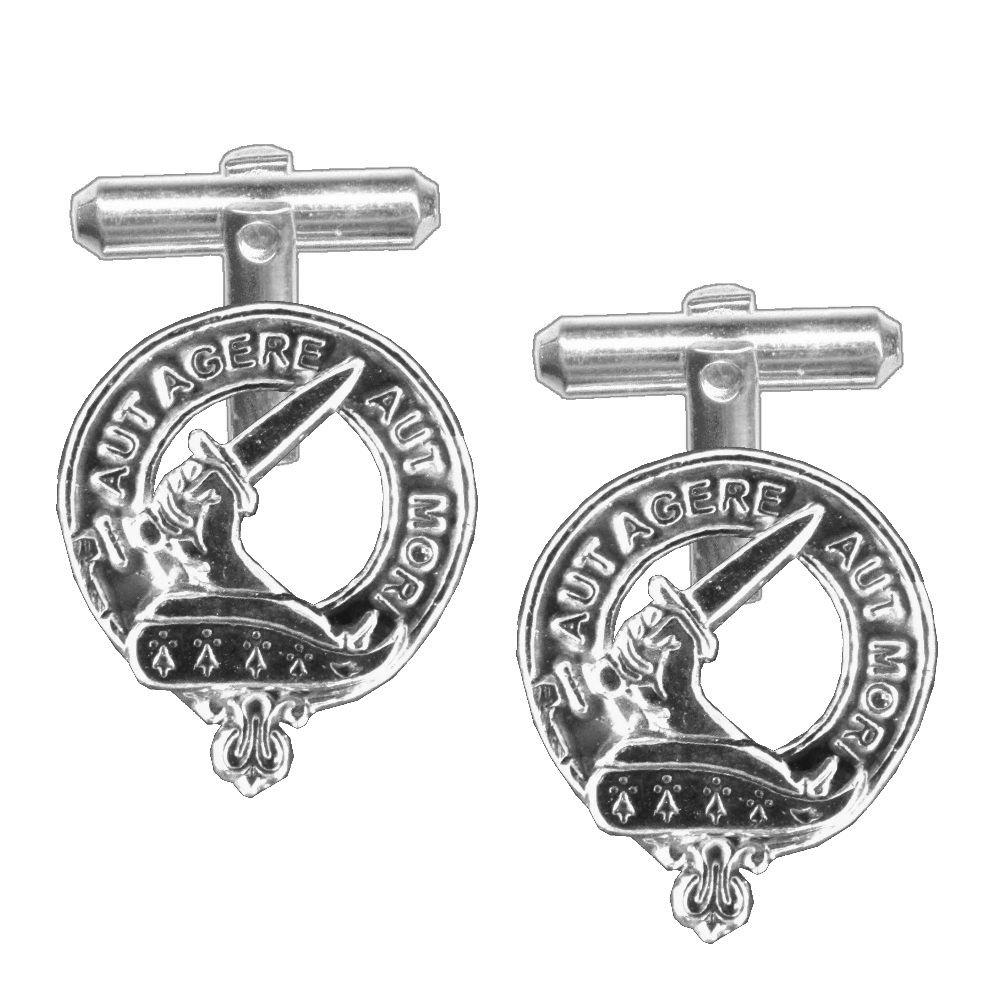 Barclay Scottish Clan Crest Cufflinks