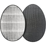 LG AAFTWT130 Tower-Style Air Purifier AS401WWA1 Replacement Filter Pack, Gray