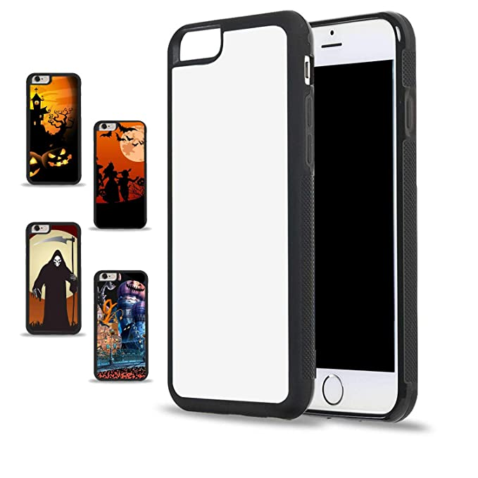 online store 54d35 3e480 10PCS Sublimation Blanks Phone Case Covers for Apple iPhone 8 iPhone 7, 4.7  Inch.Blank Printable Phone Case DIY Heat Press