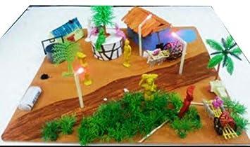 Buy Zoe Craft House Model Handmade Kids Project For School