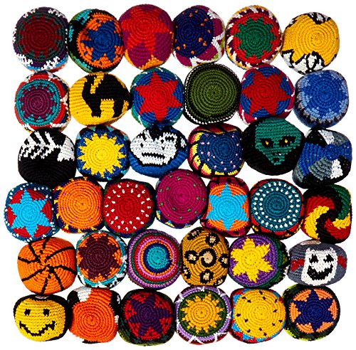Adventure Trading Guate Footbag Bowl (36-Piece) by Adventure Trading