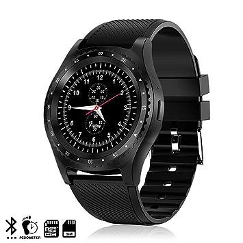 DAM. DMZ041BK. Smartwatch L9 con Cámara, Reproductor Mp3 Y ...