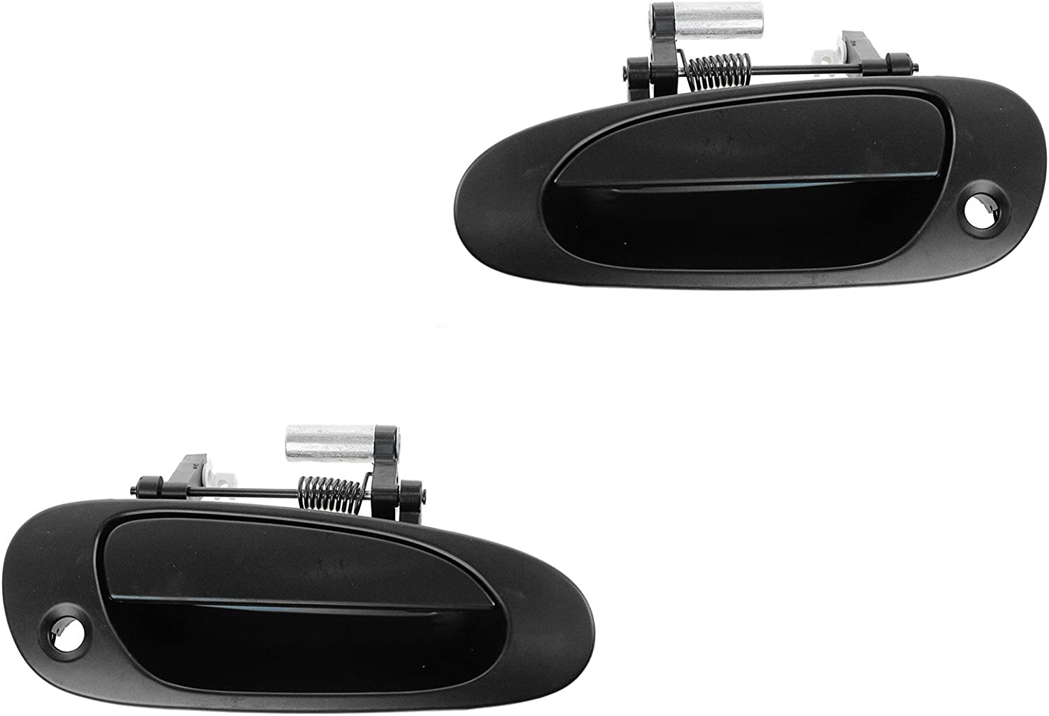 AM Rear,LH RH Pair DOOR OUTER HANDLE For Honda Civic