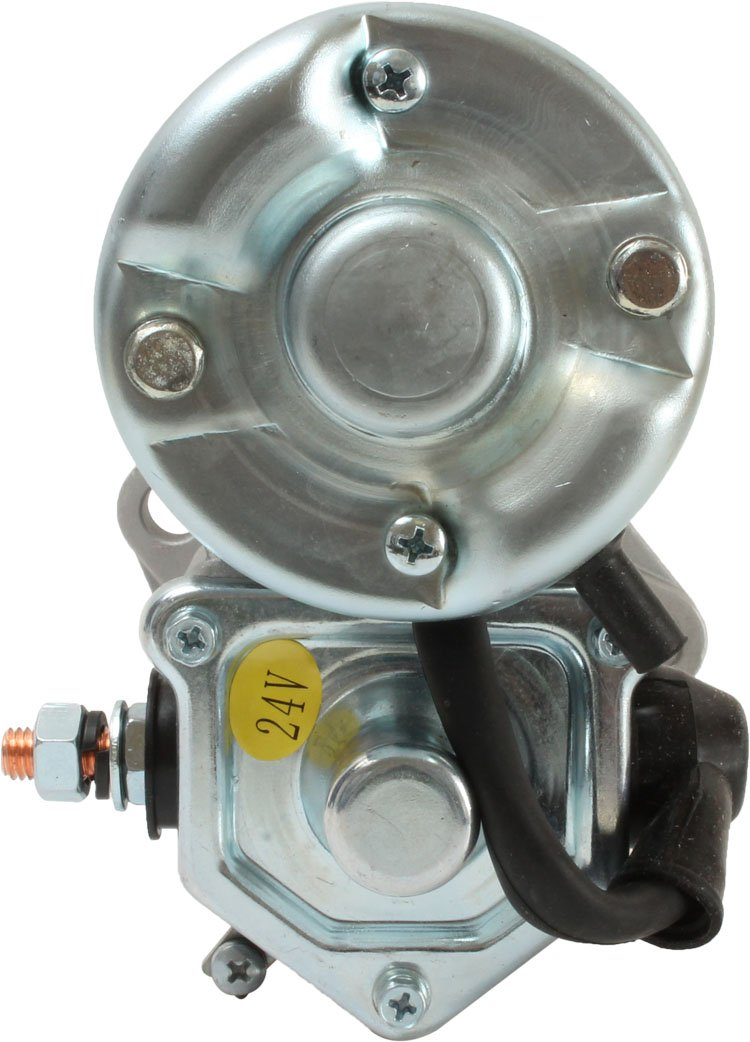 DB Electrical SND0146 STARTER for 2FDC 2FDC-10 2FDC-20 2FDC25 2GDC-30 3FD-10 3FD-14 3FD-15 3FD-18 3FD-25 4FD-20 4FD-23 4FD-25 5FD-20 5FD-23 5FD-25TOYOTA FORK LIFT TRUCK 1978-1991