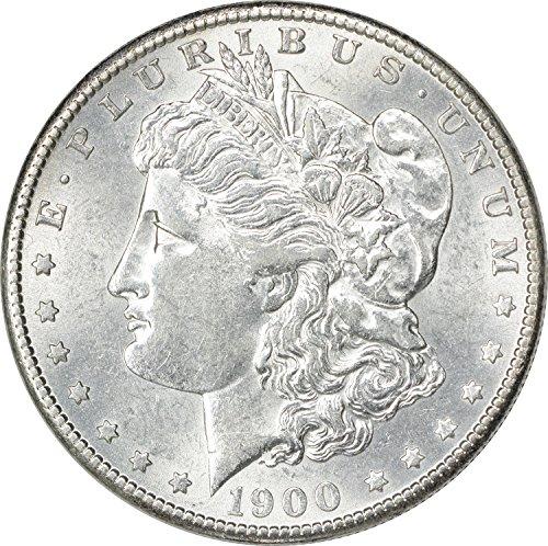 1900 S Morgan Dollar MS60