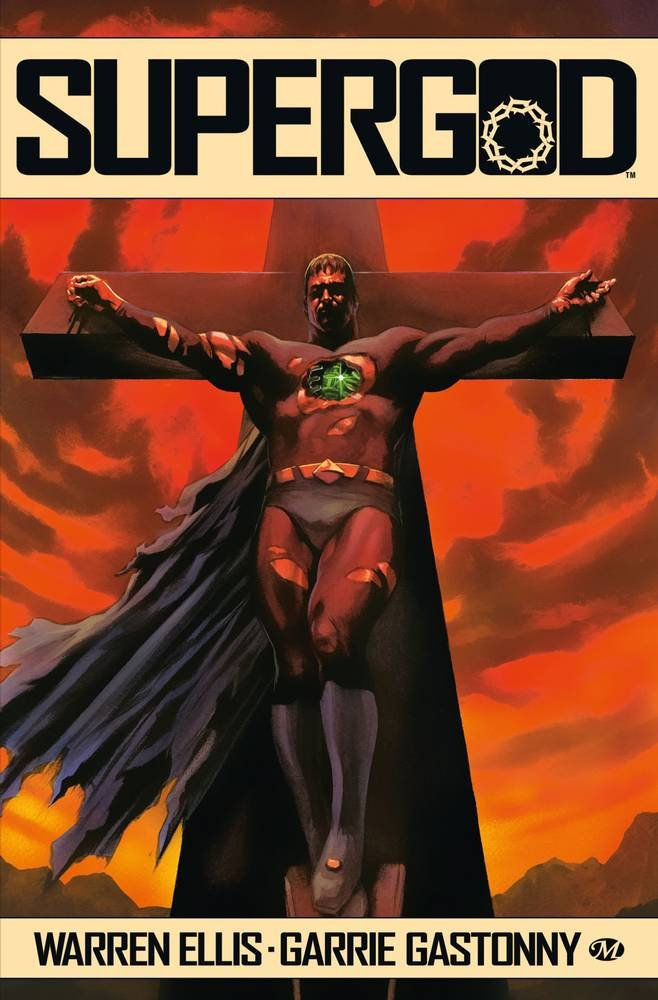 Supergod (BRAGELONNE COMICS): Amazon.es: Warren Ellis ...