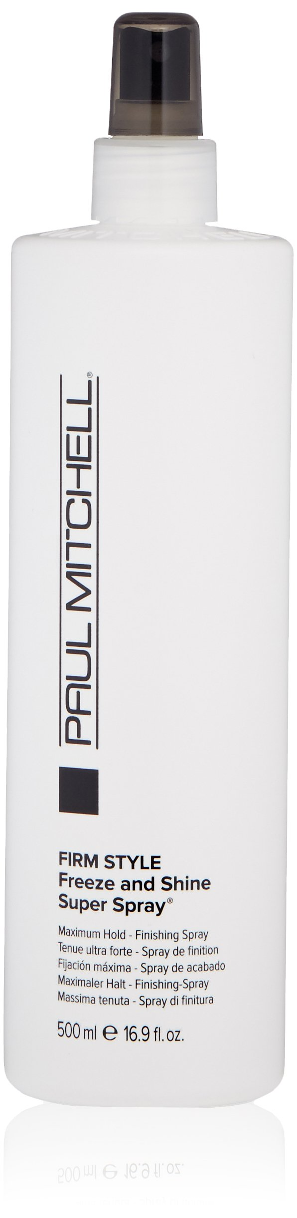 Paul Mitchell Freeze and Shine Super Spray,16.9 Fl Oz