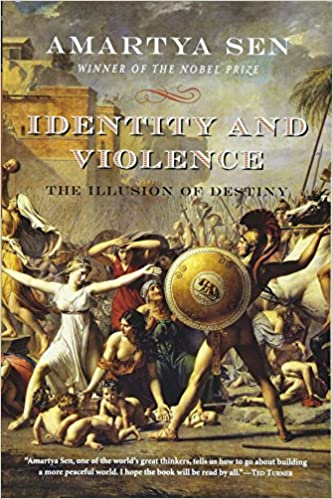 An analysis of clash of civilizations in identity and violence the illusion of destiny by amartya se