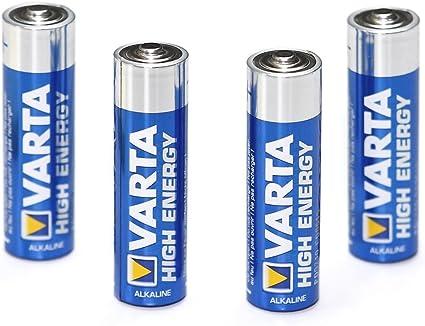 Varta Mignon Batterie 4906 Lr06 High Energy Elektronik