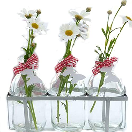 Small Vases For Table Decoration Amazon