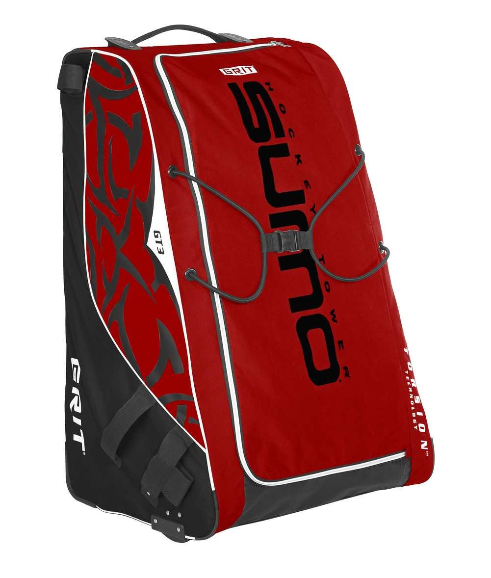 Grit Inc. GT3 SUMO Goalie Hockey Tower Bag 40-Inch Chicago GT3-040-CH