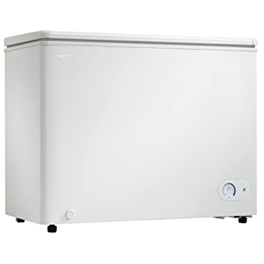 Danby DCF072A2WDB-3 DCF072A2WDB1 Chest Freezer, 7.2 Cubic Feet, White