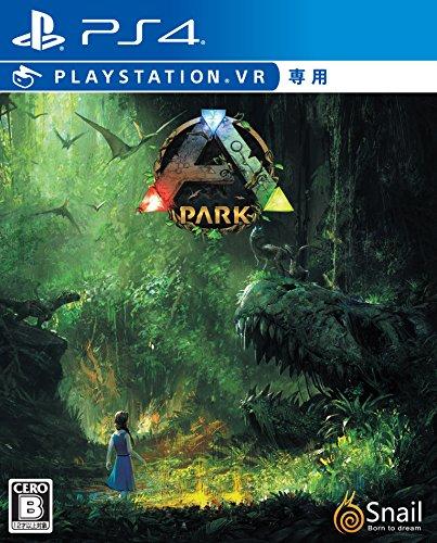 Studio Wildcard ARK Park VR SONY PS4 PLAYSTATION 4 VERSIÓN JAPONESA