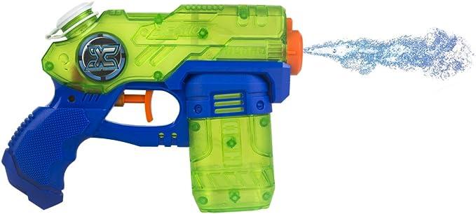 XShot - Pack 2 pistolas de agua mini, 20 cm (42723): Amazon.es: Juguetes y juegos