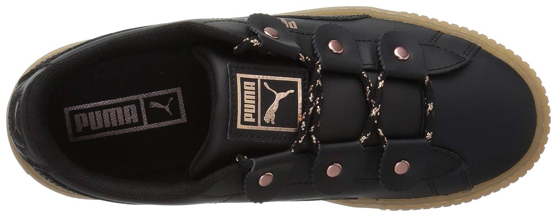 PUMA Basket Platform Loops Kids Sneaker