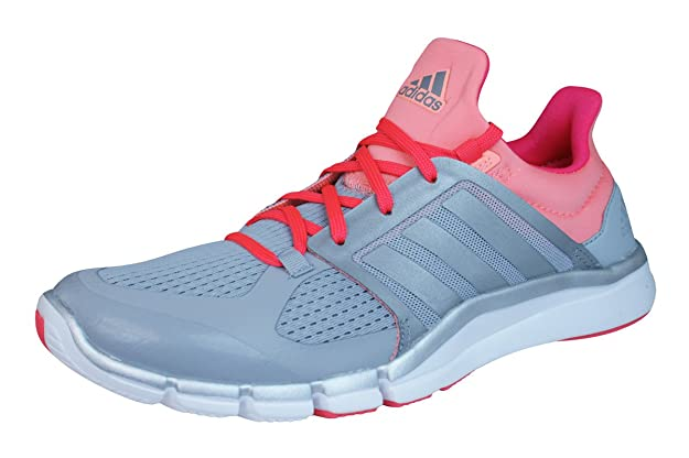 adidas Adipure 360.3 Womens Fitness Sneakers / Shoes - Silver