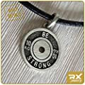 Fitness charm Be strong Jewelry Barbell Weight Plate Weightlifting Charm Bodybuilding Powerlifting necklace