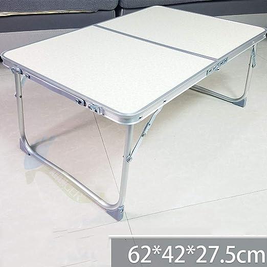 KXGL Mesa Portátil Foldable Móvil Mesa para Laptop,Mesa Auxiliar ...