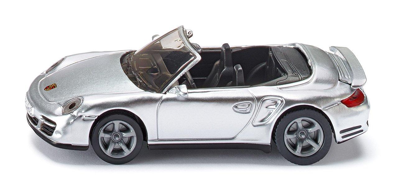 SIKU 1337 - Porsche 911 Turbo Cabriolet (colores surtidos): Amazon.es: Juguetes y juegos