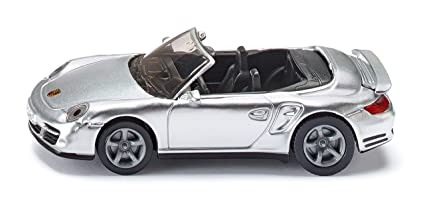 SIKU 1337 - Porsche 911 Turbo Cabriolet (colores surtidos)