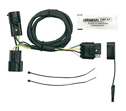 61c9sdw8JSL._SX425_ amazon com hopkins 40185 plug in simple vehicle wiring kit automotive